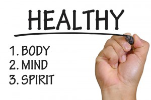 Being Healthy in Body Mind and Spirit