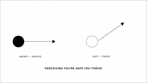 Safe Means Thriving